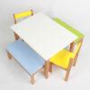 Kindertisch mit Kinderstuhl